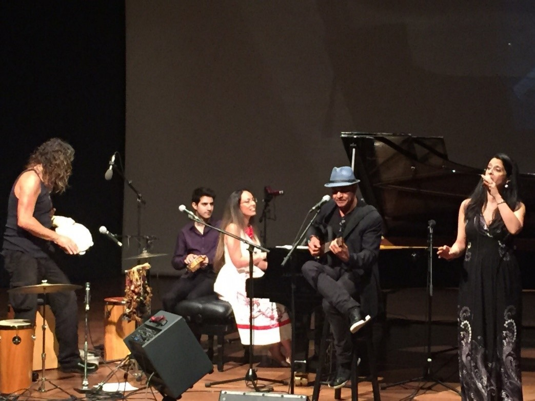 אורית וולף ג'אז, סמבה ובוסה נובה